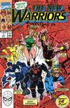 Cover for The New Warriors (Marvel, 1990 series) #1