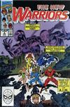 Cover Thumbnail for The New Warriors (1990 series) #2