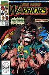 Cover for The New Warriors (Marvel, 1990 series) #3 [Direct]