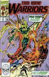 Cover for The New Warriors (Marvel, 1990 series) #5