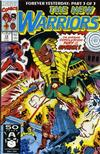 Cover for The New Warriors (Marvel, 1990 series) #13