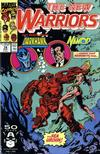 Cover for The New Warriors (Marvel, 1990 series) #14 [Direct]