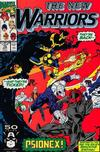 Cover for The New Warriors (Marvel, 1990 series) #15