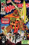 Cover for The New Warriors (Marvel, 1990 series) #16 [Direct]