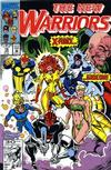 Cover for The New Warriors (Marvel, 1990 series) #19
