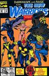 Cover Thumbnail for The New Warriors (1990 series) #22