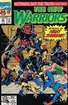 Cover for The New Warriors (Marvel, 1990 series) #24