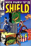 Cover for Nick Fury, Agent of SHIELD (Marvel, 1968 series) #1