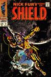 Cover for Nick Fury, Agent of SHIELD (Marvel, 1968 series) #6