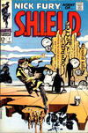 Cover for Nick Fury, Agent of SHIELD (Marvel, 1968 series) #7