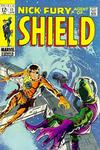 Cover for Nick Fury, Agent of SHIELD (Marvel, 1968 series) #11