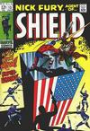 Cover for Nick Fury, Agent of SHIELD (Marvel, 1968 series) #13