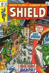 Cover for Nick Fury, Agent of SHIELD (Marvel, 1968 series) #16