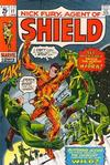 Cover for Nick Fury, Agent of SHIELD (Marvel, 1968 series) #17