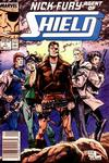 Cover for Nick Fury, Agent of S.H.I.E.L.D. (Marvel, 1989 series) #1