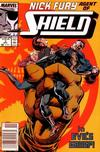 Cover for Nick Fury, Agent of S.H.I.E.L.D. (Marvel, 1989 series) #3
