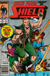 Cover for Nick Fury, Agent of S.H.I.E.L.D. (Marvel, 1989 series) #4