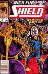 Cover for Nick Fury, Agent of S.H.I.E.L.D. (Marvel, 1989 series) #5