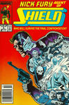 Cover for Nick Fury, Agent of S.H.I.E.L.D. (Marvel, 1989 series) #6