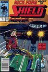 Cover for Nick Fury, Agent of S.H.I.E.L.D. (Marvel, 1989 series) #7