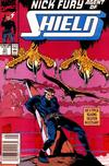 Cover for Nick Fury, Agent of S.H.I.E.L.D. (Marvel, 1989 series) #11