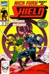 Cover for Nick Fury, Agent of S.H.I.E.L.D. (Marvel, 1989 series) #14