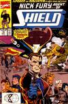 Cover for Nick Fury, Agent of S.H.I.E.L.D. (Marvel, 1989 series) #15