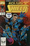 Cover for Nick Fury, Agent of S.H.I.E.L.D. (Marvel, 1989 series) #16