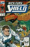 Cover for Nick Fury, Agent of S.H.I.E.L.D. (Marvel, 1989 series) #17