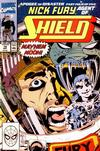 Cover for Nick Fury, Agent of S.H.I.E.L.D. (Marvel, 1989 series) #18