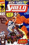 Cover for Nick Fury, Agent of S.H.I.E.L.D. (Marvel, 1989 series) #19