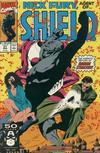 Cover for Nick Fury, Agent of S.H.I.E.L.D. (Marvel, 1989 series) #21