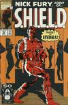 Cover for Nick Fury, Agent of S.H.I.E.L.D. (Marvel, 1989 series) #23