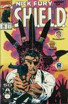 Cover for Nick Fury, Agent of S.H.I.E.L.D. (Marvel, 1989 series) #24