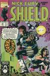 Cover for Nick Fury, Agent of S.H.I.E.L.D. (Marvel, 1989 series) #25
