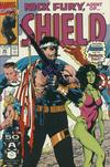 Cover for Nick Fury, Agent of S.H.I.E.L.D. (Marvel, 1989 series) #26
