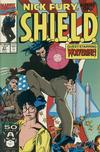 Cover for Nick Fury, Agent of S.H.I.E.L.D. (Marvel, 1989 series) #27