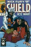 Cover for Nick Fury, Agent of S.H.I.E.L.D. (Marvel, 1989 series) #28