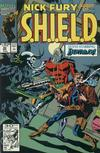 Cover for Nick Fury, Agent of S.H.I.E.L.D. (Marvel, 1989 series) #30
