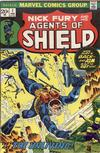 Cover for SHIELD [Nick Fury and His Agents of SHIELD] (Marvel, 1973 series) #1