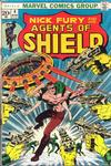 Cover for SHIELD [Nick Fury and His Agents of SHIELD] (Marvel, 1973 series) #4
