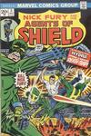 Cover for SHIELD [Nick Fury and His Agents of SHIELD] (Marvel, 1973 series) #5