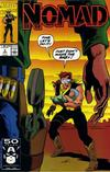 Cover for Nomad (Marvel, 1990 series) #3 [Direct]