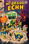 Cover for Not Brand Echh (Marvel, 1967 series) #4