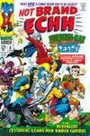 Cover for Not Brand Echh (Marvel, 1967 series) #8