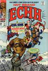 Cover for Not Brand Echh (Marvel, 1967 series) #11