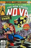 Cover for Nova (Marvel, 1976 series) #4 [Newsstand]