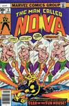 Cover for Nova (Marvel, 1976 series) #9