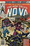 Cover for Nova (Marvel, 1976 series) #10 [30¢]