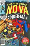 Cover for Nova (Marvel, 1976 series) #12 [30¢]